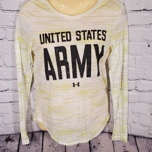Under Armour US Army Long Sleeve Top